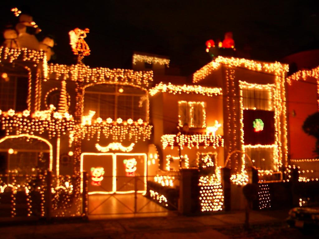 Navidad alegre for Decorar casa minimalista navidad